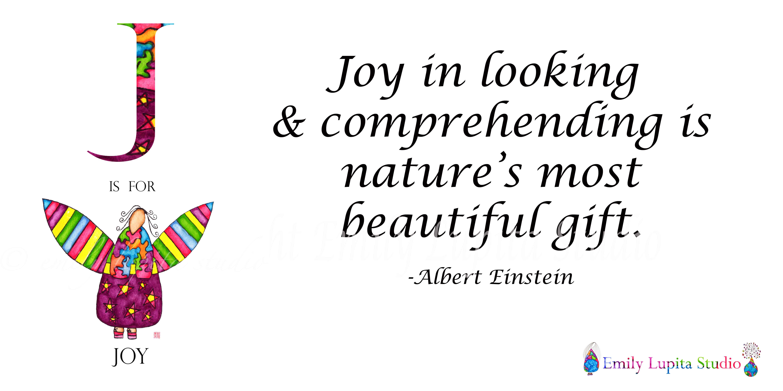 Post Joy Einstein