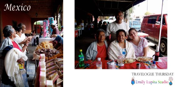 Travelogue Thursday August 01 MEXICO