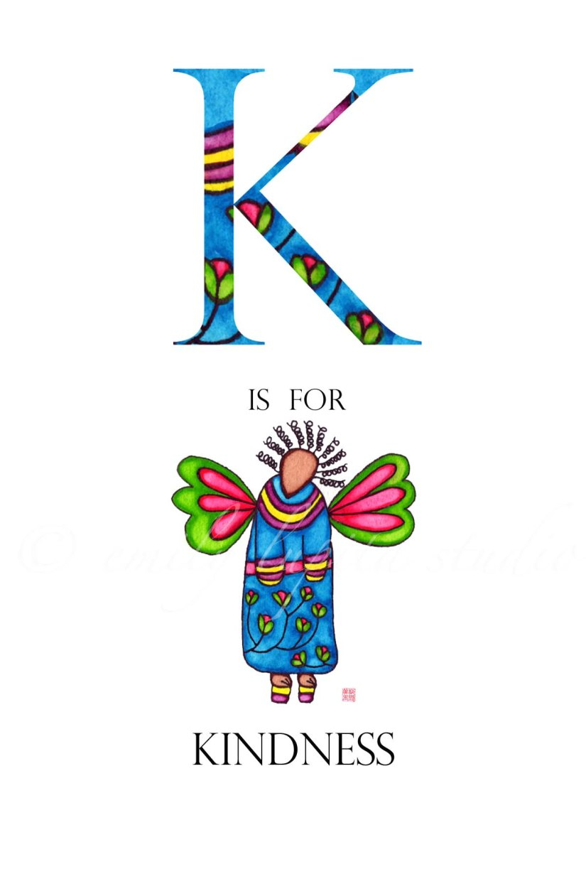 WEB BOOK K is for Kindness