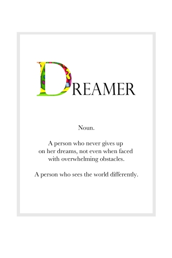 DREAMER Definition Page
