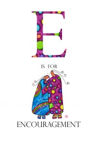 WEB BOOK E is for ENCOURAGEMENT 3