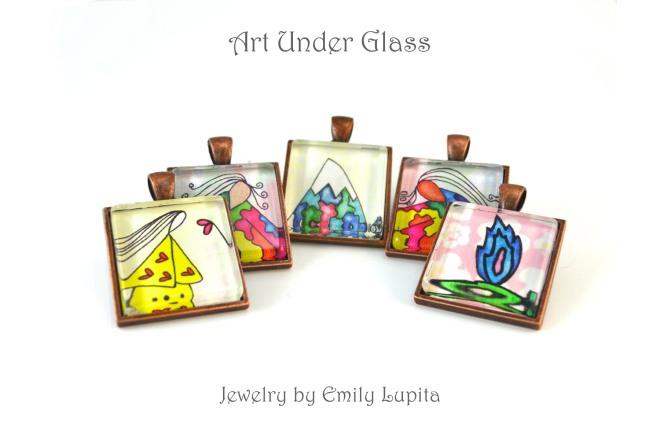 Art Under Glass Main Photo