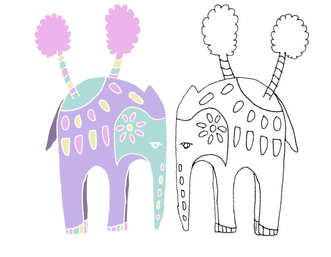 Winged Elephants
