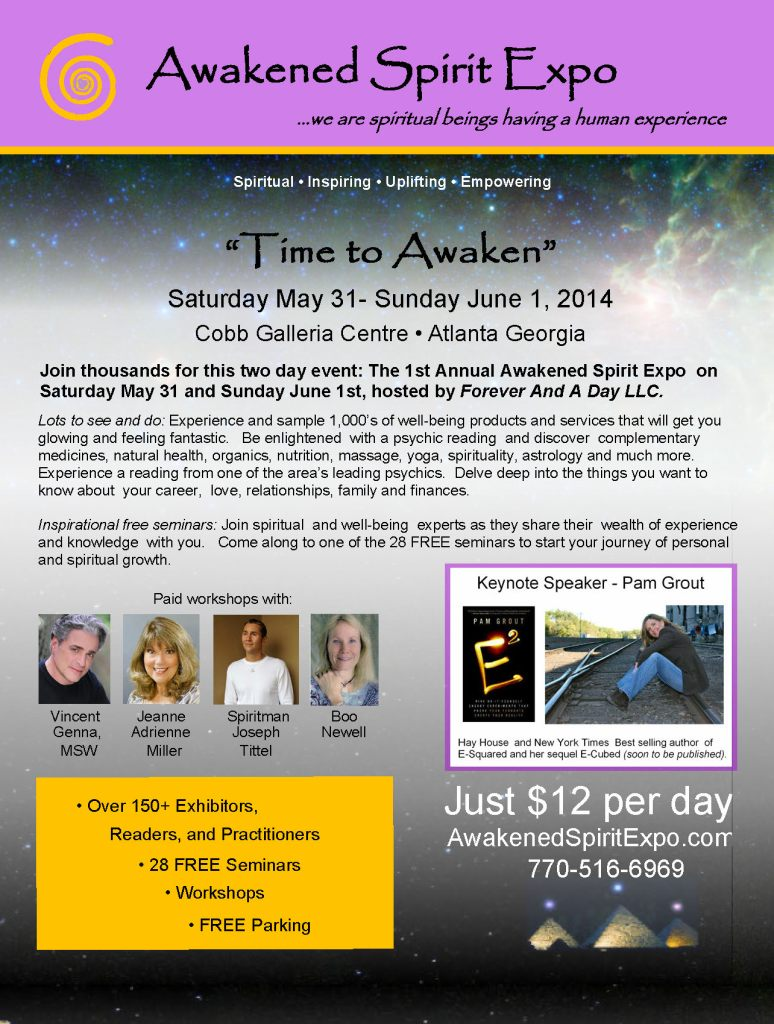 Awakened Spirit Expo 2014