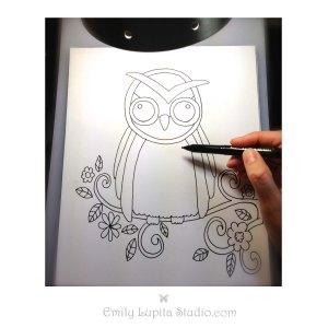 Sweet Owl 1