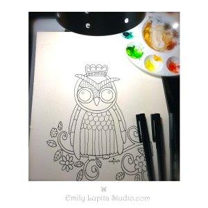 Sweet Owl 2