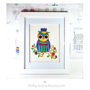 3 Sweet Owl_ETSY 1
