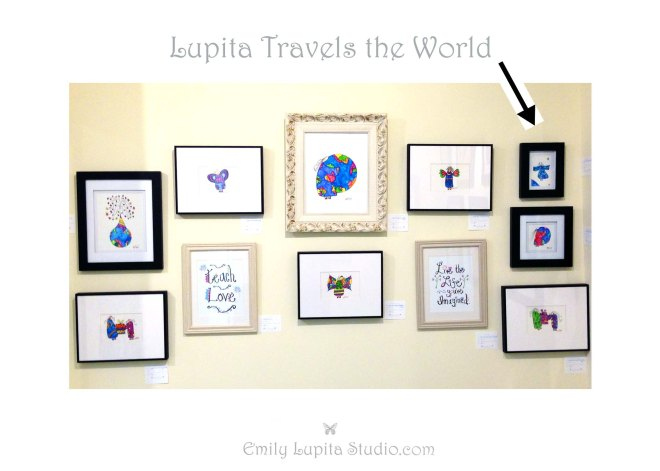Sold_Lupita Travels the World