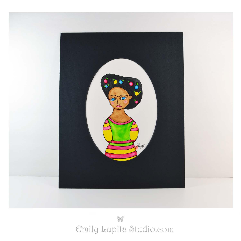 Lupita World Art Series Emily Lupita Studio