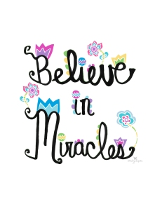 0 Believe in Miracles Black_by Emily Lupita Studio