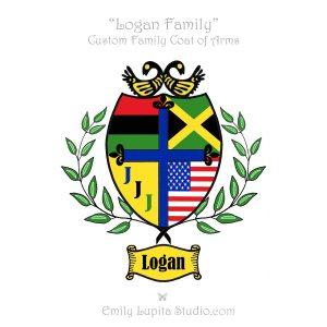 Internet Logan Coat of Arms 3 Js
