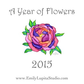 A Year of Flowers