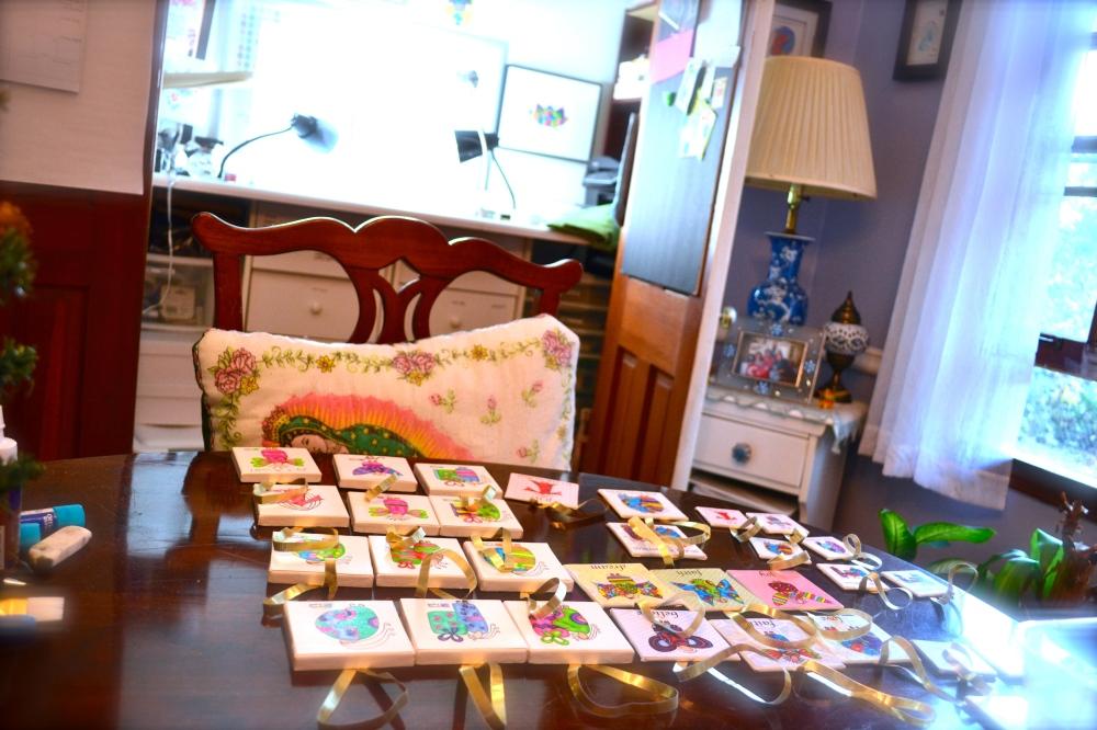 My Art Tables