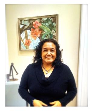 Mom at Nite Gallery 2014 DEC