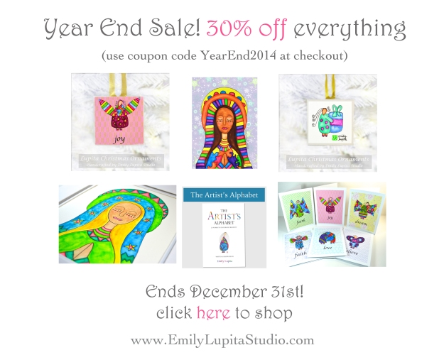 Year End Sale Sign Website