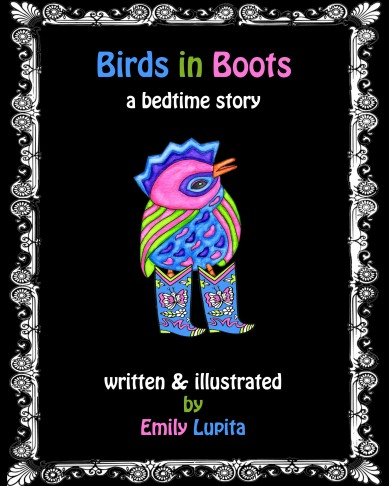 Birds in Boots COVER