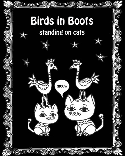 Birds in Boots_Cats