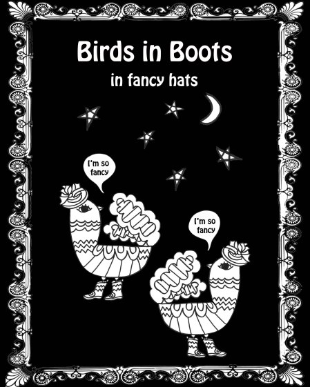 Birds in Boots_FancyHats