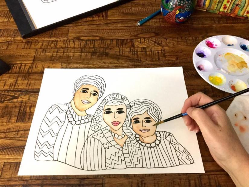 LaFamilia_Sketch