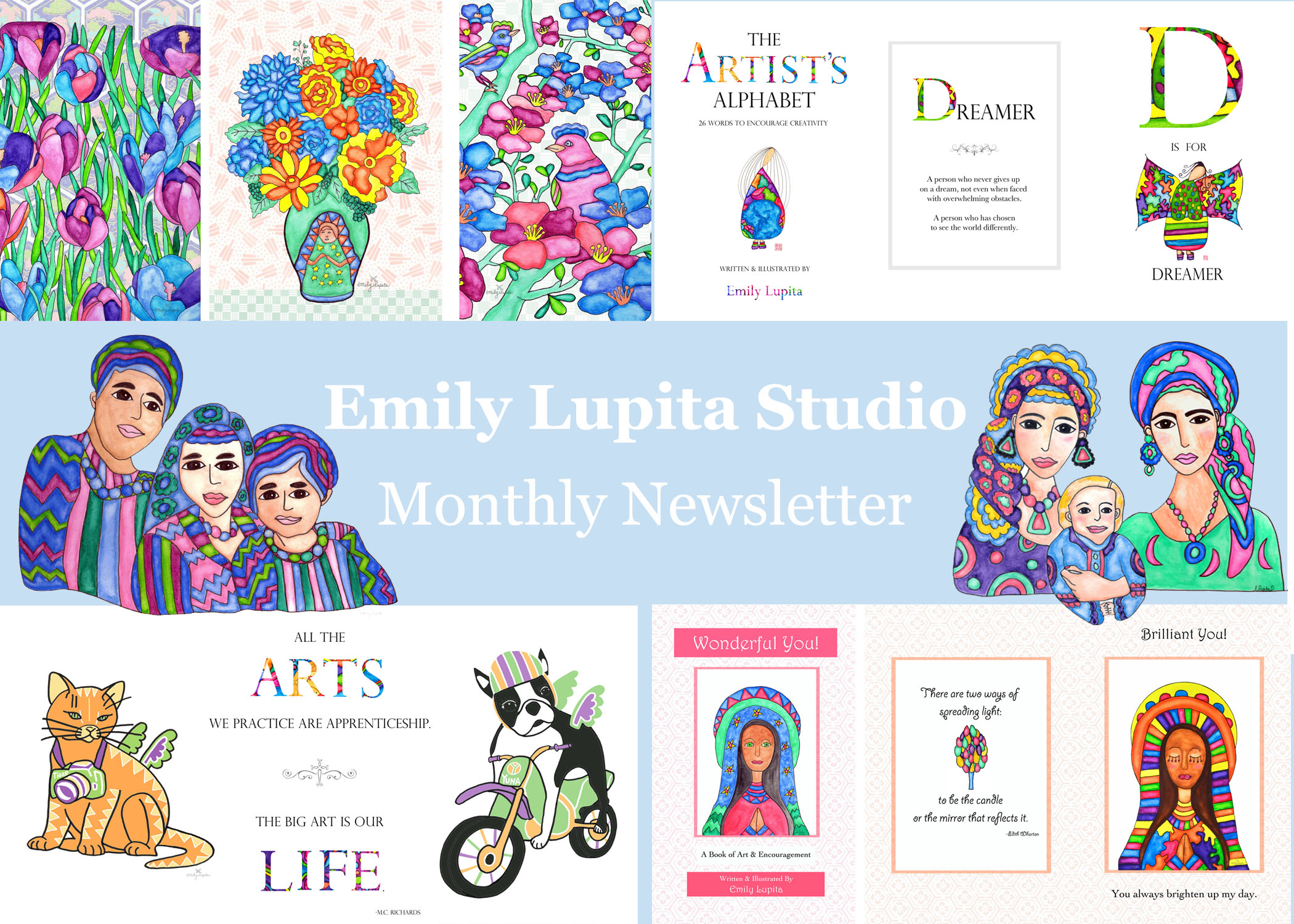 EmilyLupitaStudio_MonthlyNewsletter